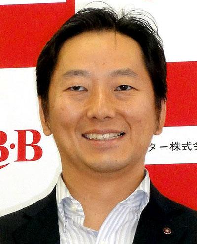 塚本浩康取締役副社長(六甲バター)