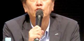 小郷三朗社長(サントリー食品インターナショナル)