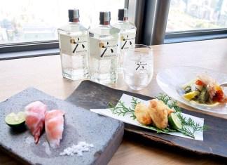 和食に合う「ROKU」(サントリースピリッツ)