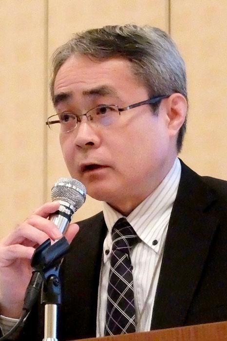 大久保敏男座長(日本加工食品卸協会)