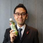 助川公太マネージャー(日本コカ・コーラ)