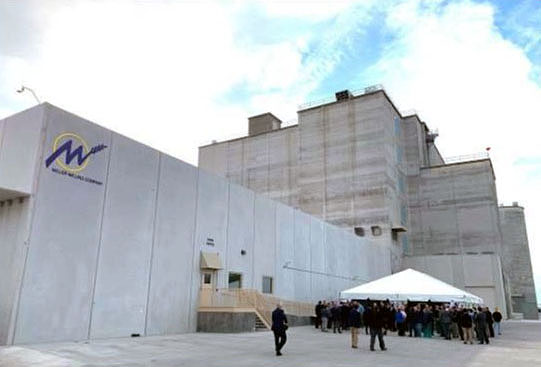 増設が完了したサギノー工場(ミラー・ミリング・カンパニーLLC)