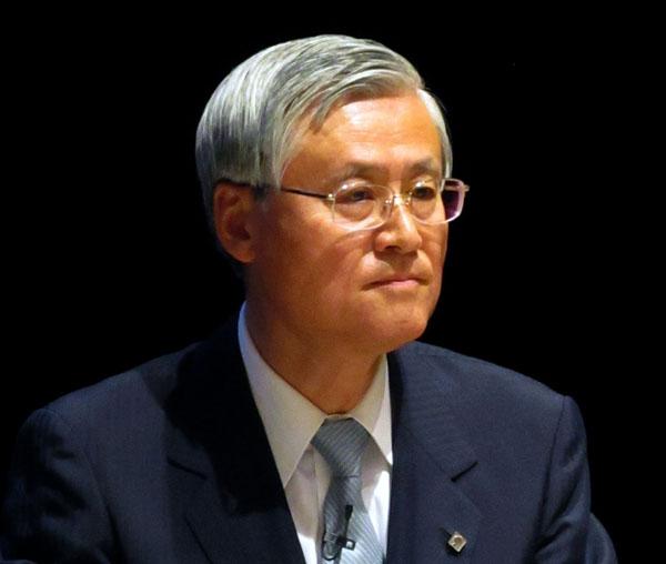 樋口達夫社長兼CEO(大塚ホールディングス)