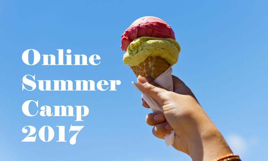 Online Summer Camp 2017