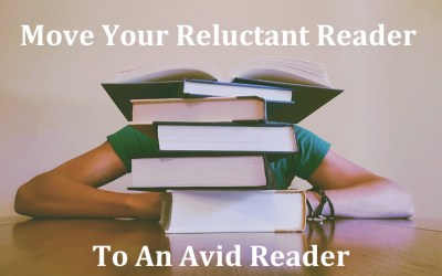 Reluctant Readers – Tips for Parents
