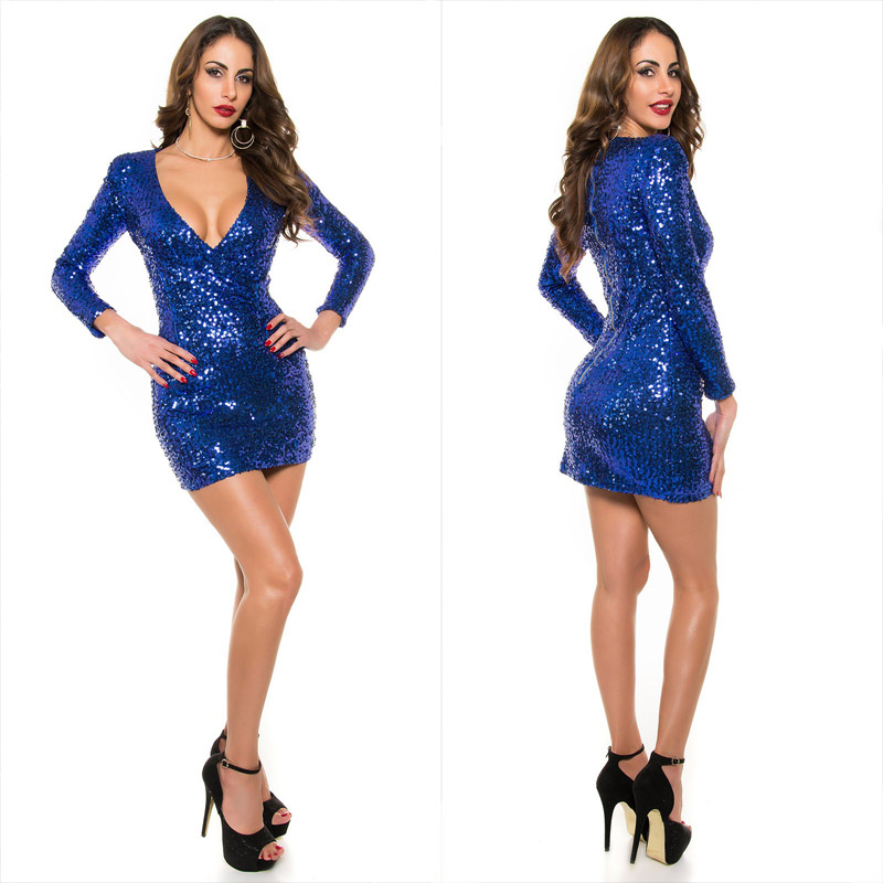 2e472ec180 KouCla party dress with sequins - Party and clubbing dresses cheap