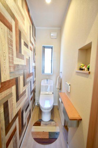 鹿沼市 渡辺邸 トイレ