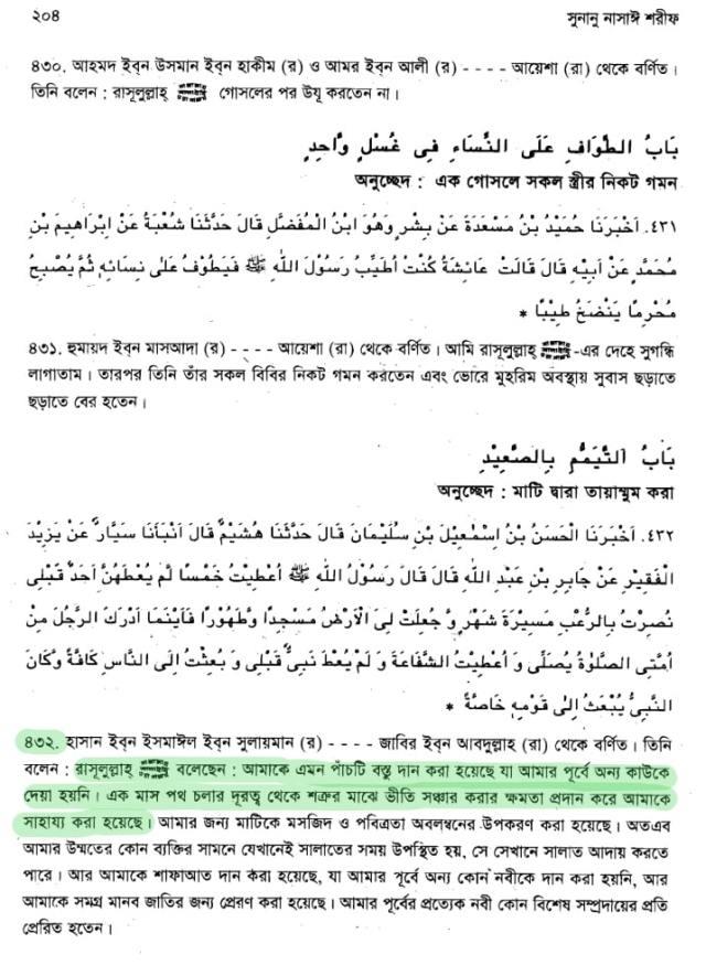 মুহাম্মদের ভীতি