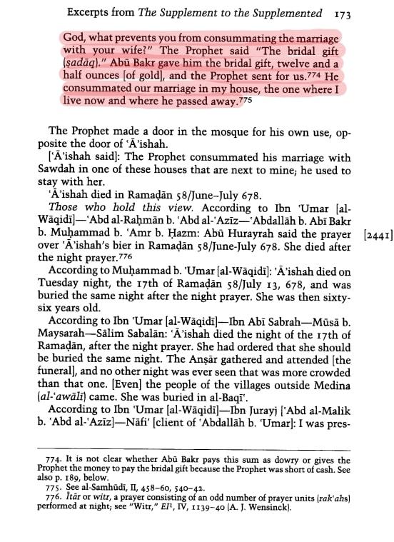 Al-Tabari, Vol. 39, pp. 173,