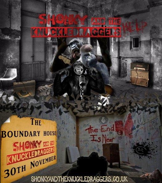 boundary house gig