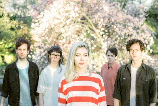 Alvvays, de estreno presentando disco de debut