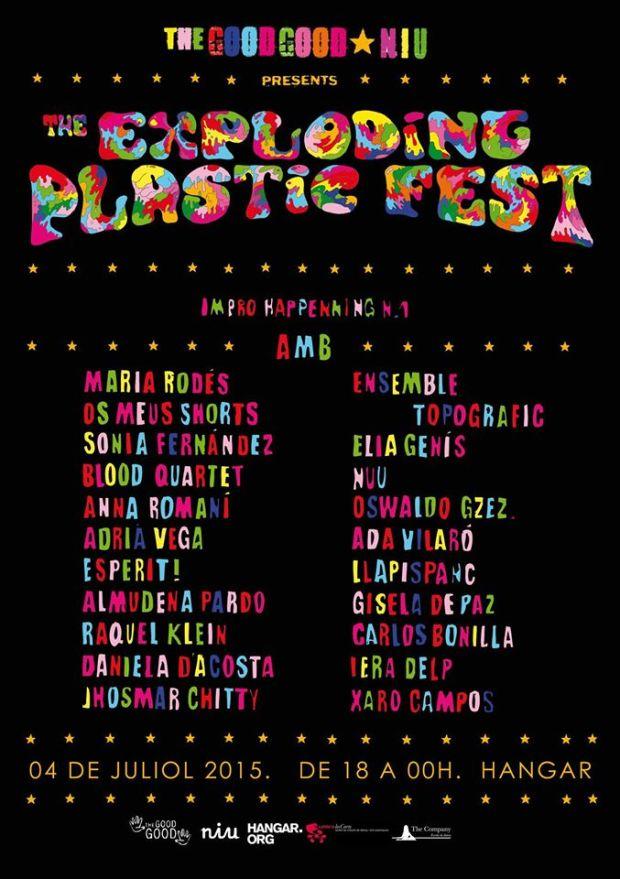 The Exploding Plastic Fest