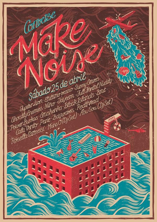 Cartel de Make Noise