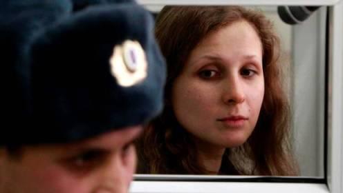 Masha, en la vista. Su solicitud ha sido denegada