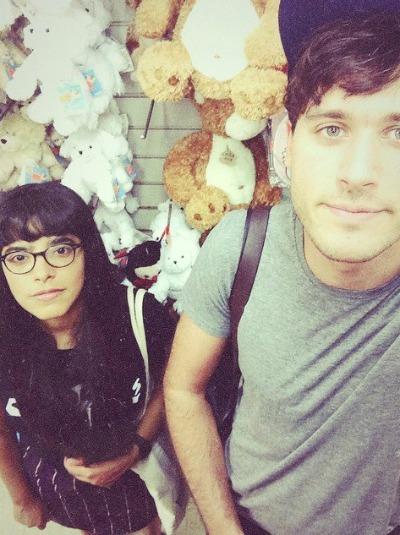Verónica Linares y Matthew