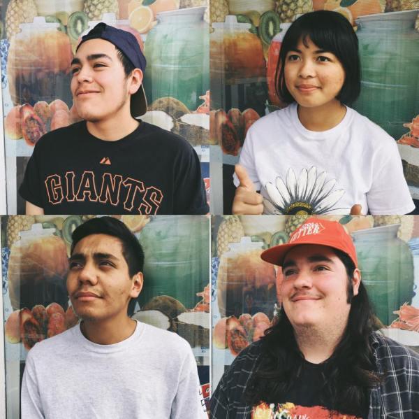 El cuarteto de Fresno St.X