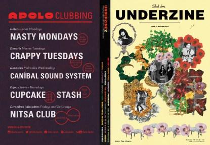 Underzine #2 by Shook Down
