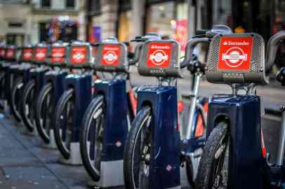 'Boris' Bikes