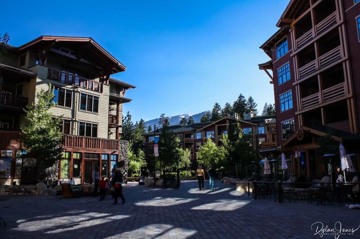 Eastern Sierra Village at Mammoth Lakes Overview