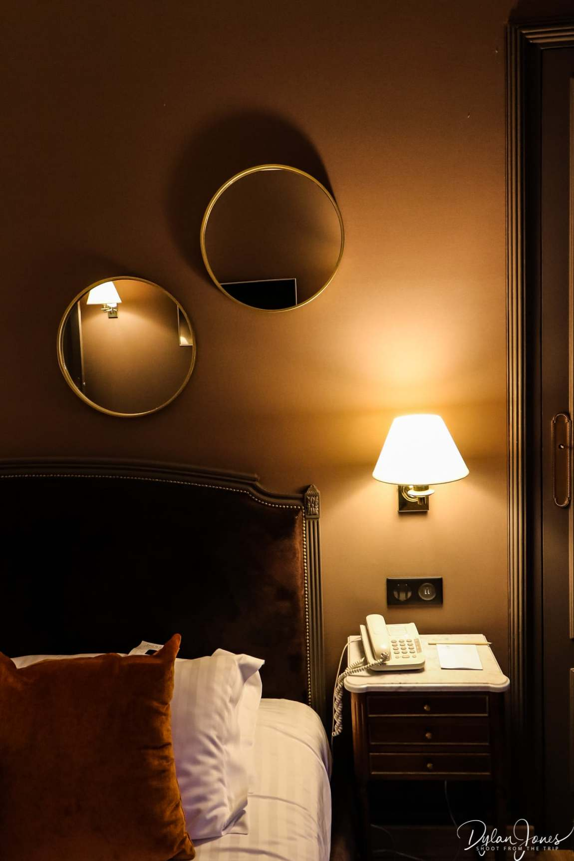 Privilege Room details at the Hotel Carlton Lille