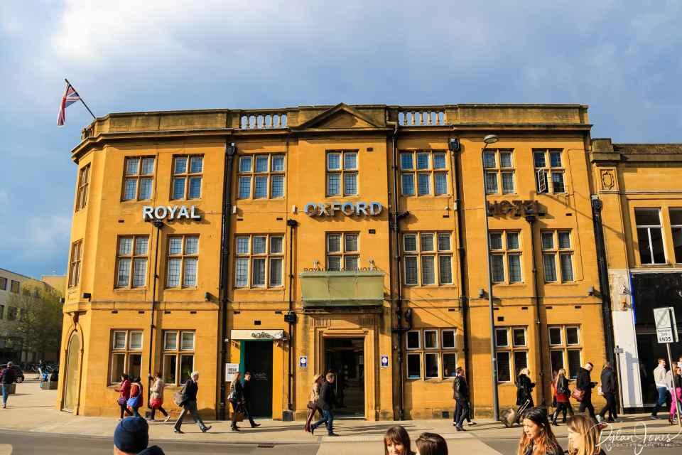Royal Oxford Hotel exterior