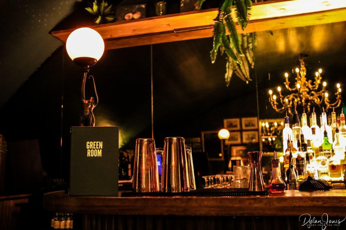 The Green Room - a sophisticated secret bar in London Bridge