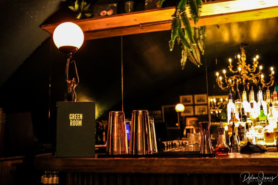 The Green Room - a sophisticated secret bar in London Bridge