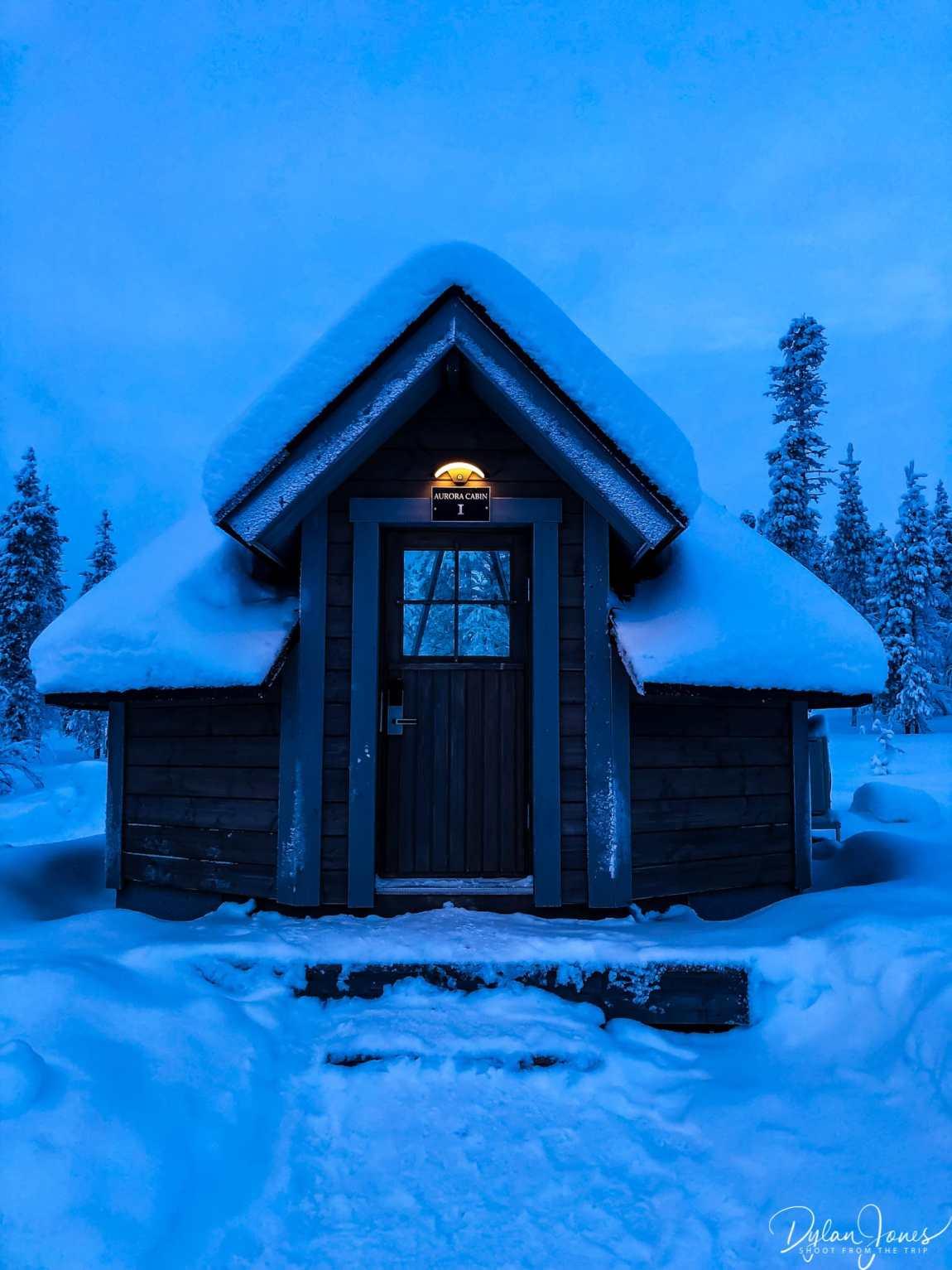 Aurora Cabin #1