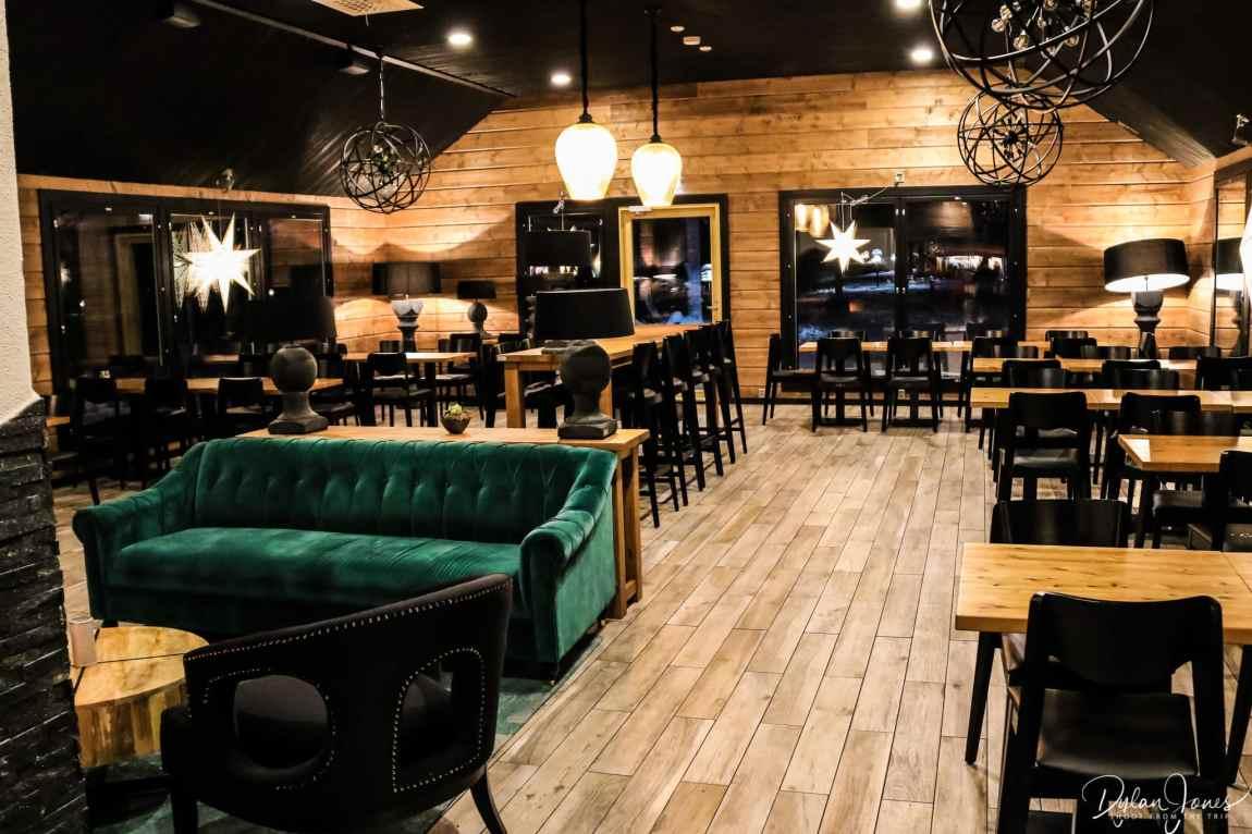 The dining area of Restaurant Kotu