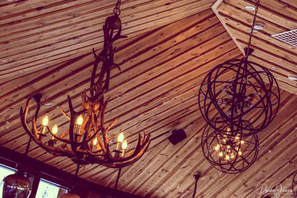 Beautiful decorative details in Restaurant Kotu
