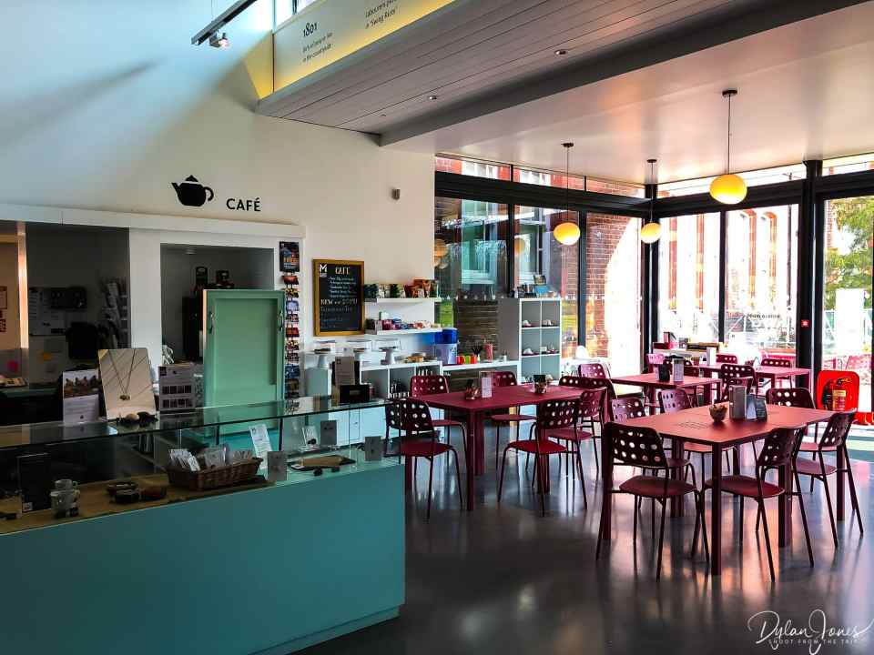The MERL cafe