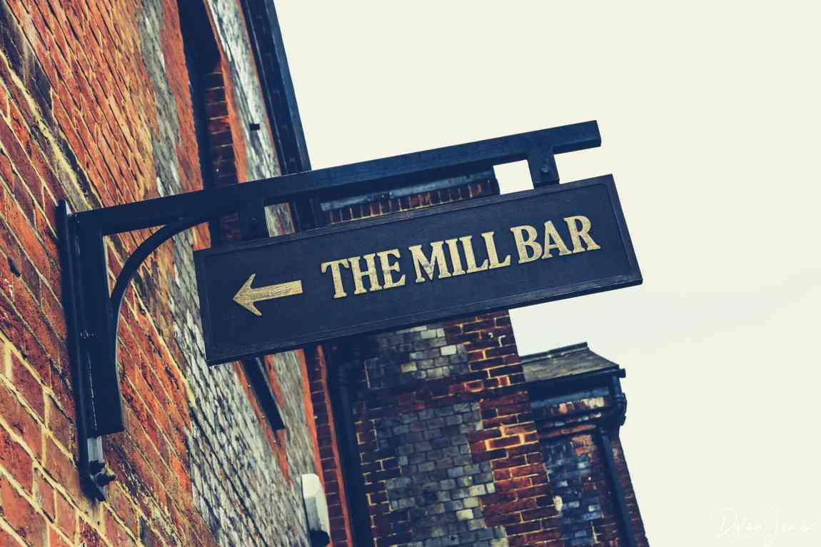 The Mill Bar - Best place to conclude a tour