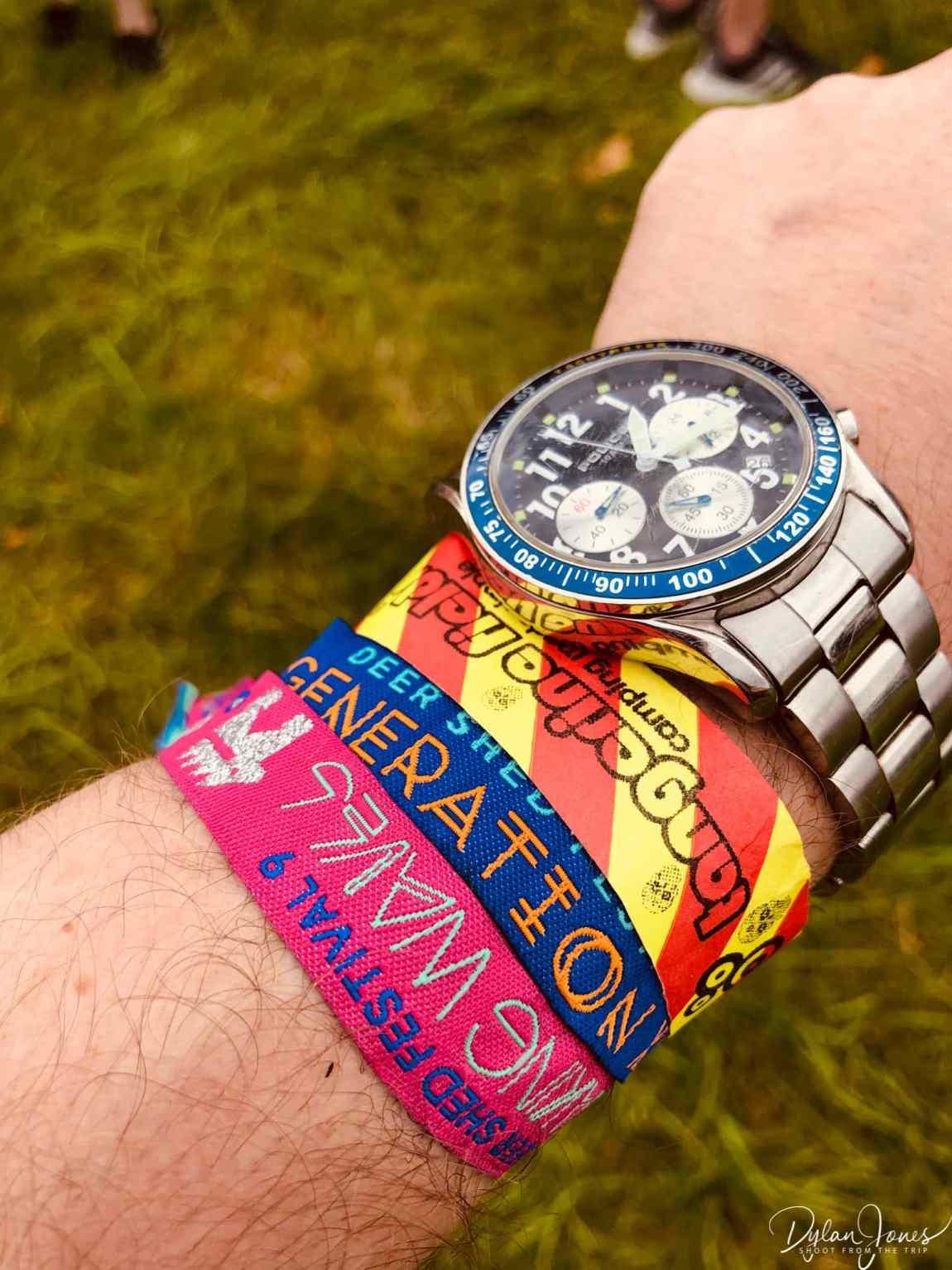 Deer Shed Festival 10 wristbands