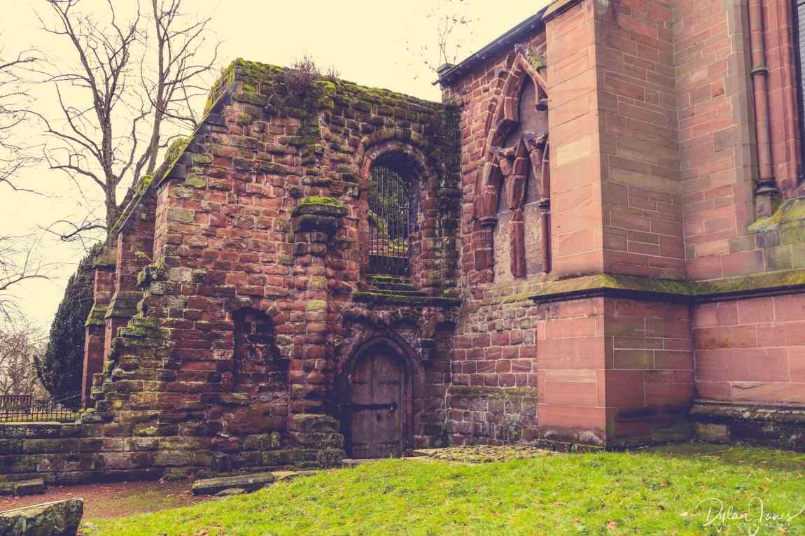 St John the Baptist Church in Chester