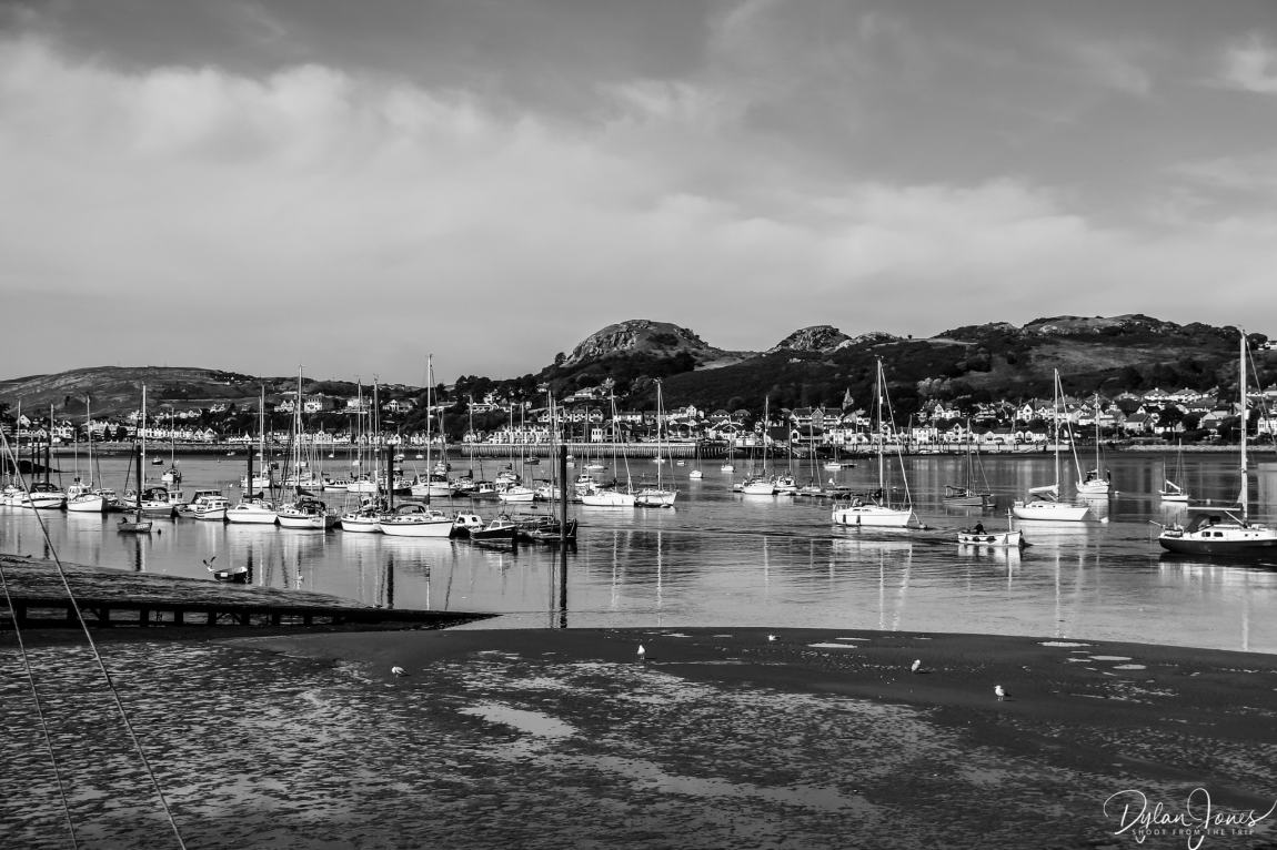 Things to do in Conwy - Conwy Harbour views