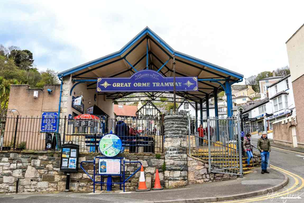 Great Orme Tramway station