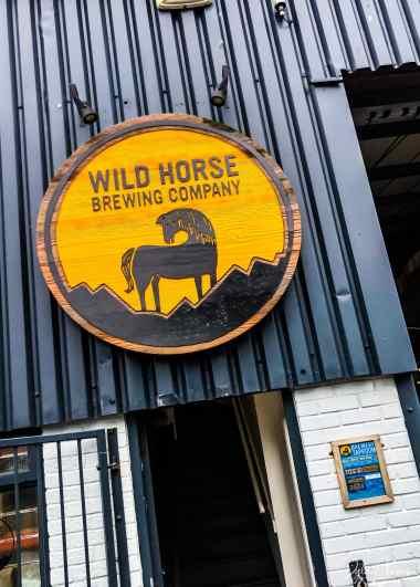 Wild Horse Brewery