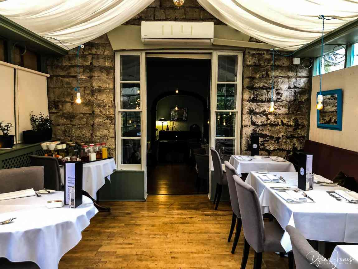 manorhaus Restaurant Ruthin