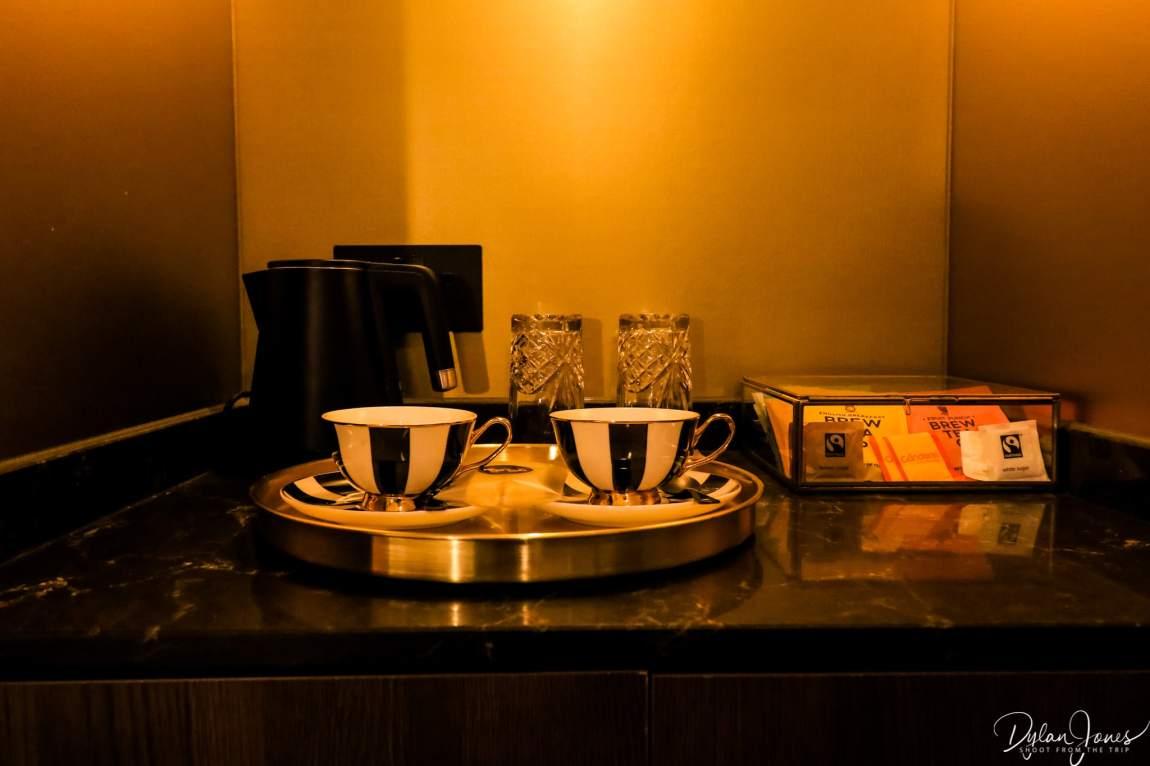 Room details at Hotel Indigo Chester