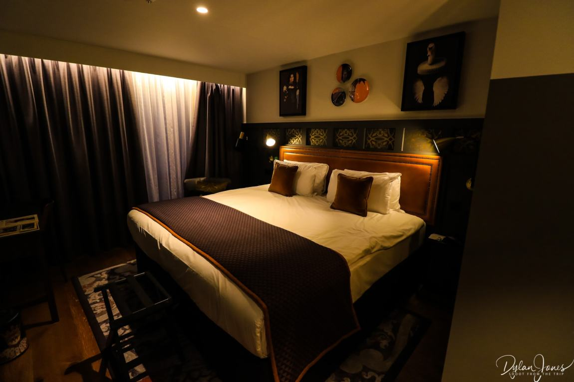 Deluxe Room overview
