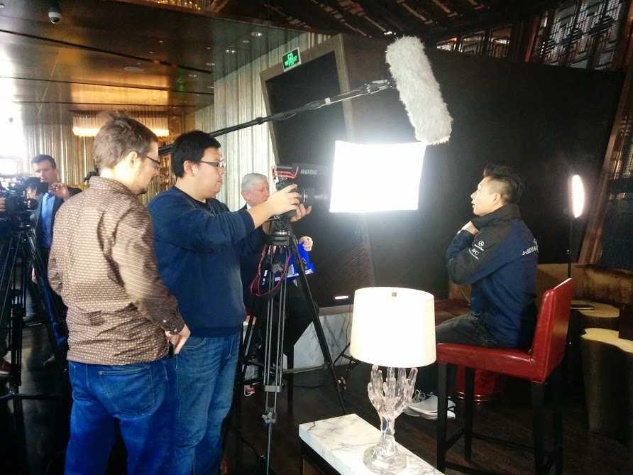 shanghai video production equipment