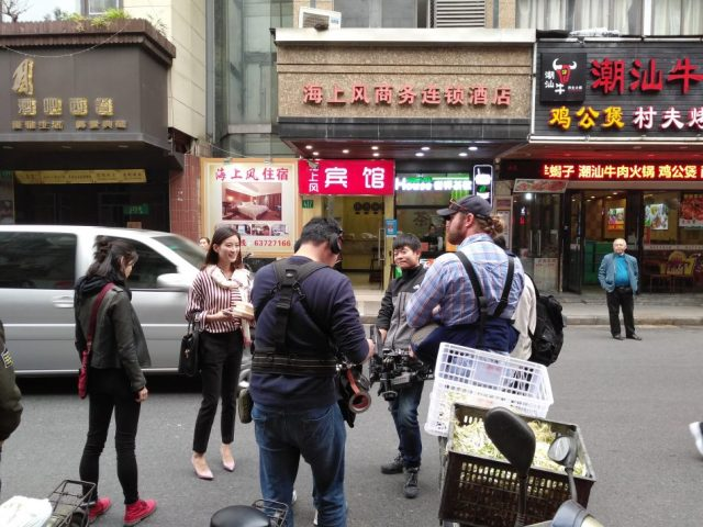 China Freelance Film Crew