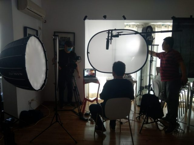 China Documentary Remote Filming Services