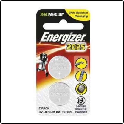 Energizer 2025 Battery