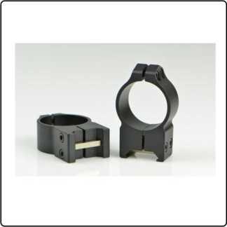 Warne Ring 30mm Med Weaver Matte