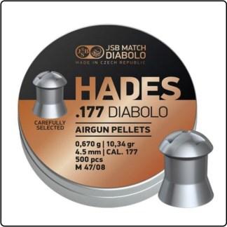 JSB Diablo Hades 4.5mm 10.35gr.