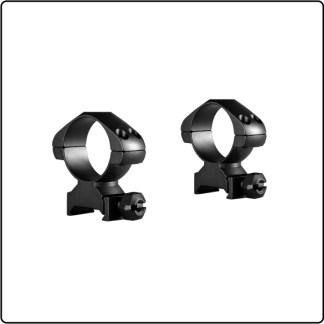 Hawke Precision Steel Rings