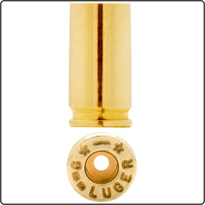 Starline 9mmParabellum Brass
