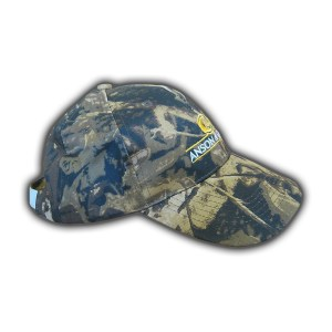 """Anson& Deeley"" CamoCaptm Camouflaged Hunting Baseball Caps"