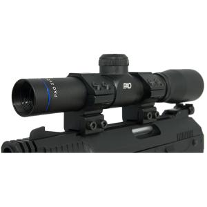 PAO - Professional Airgun Optics - 2 X 20 Pistol Scope